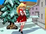 Christmas peach (3)
