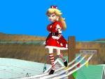Christmas peach (6)