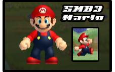 SMB3 Mario